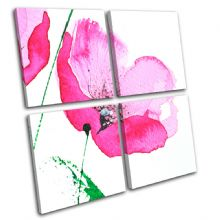 Painting Style Floral - 13-0804(00B)-MP01-LO
